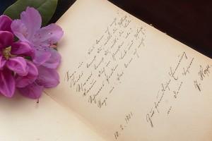 Hochzeitsbuch gestalten - viddle