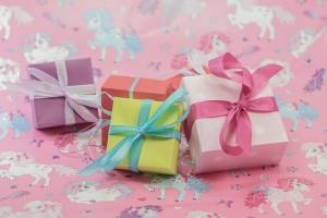 beschenken lassen - viddle